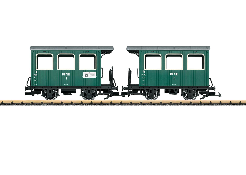 LGB L30421 Aussichtswagen